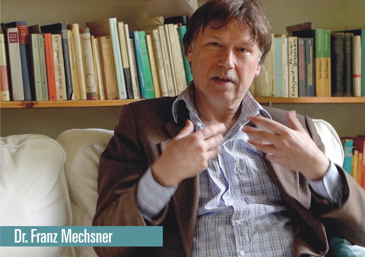 Let's talk about fascia - Franz Mechsner