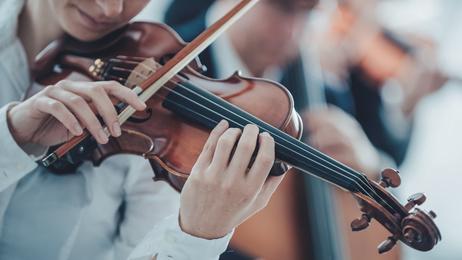 Haltung beim Musizieren